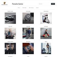 Porsche Shop Brighton