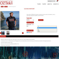 OZTEK Dive show and conference