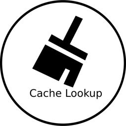 Picture of Cache lookup