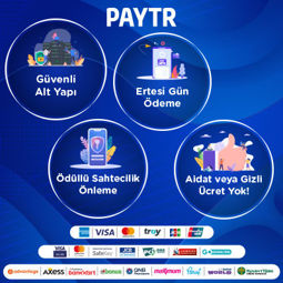图片 PayTR Virtual POS - iFrame API (Turkey)