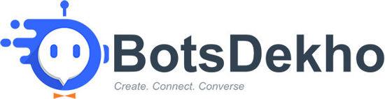 图片 BotsDekho chatbot plugin - one part human one part bot