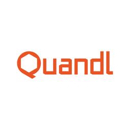 Quandl exchange rate provider の画像