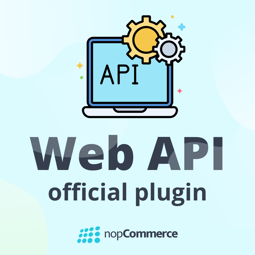 Picture of nopCommerce Web API (official plugin)