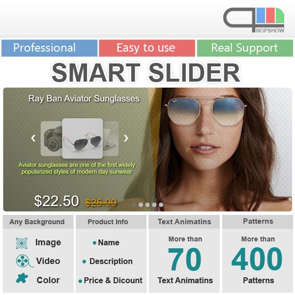 Picture of nopShow-SmartSlider
