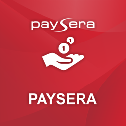 Imagen de PaySera plugin (Dev-Partner.biz)