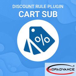 Image de Discount Rule - Min x.xx Cart Subtotal (By NopAdvance)