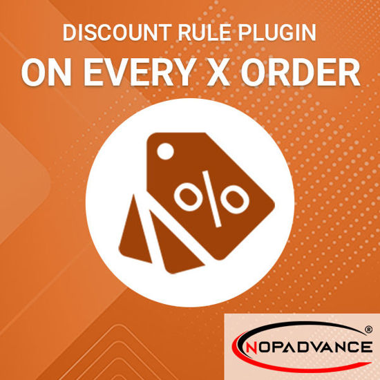 Image de Discount Rule - On Every X Order (By NopAdvance)