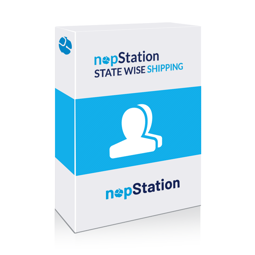 Picture of State Wise Shipping by nopStation